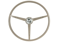 1965-66 Ford Mustang Parchment Steering Wheel