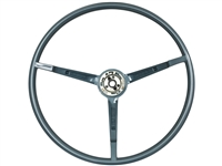 1967 Ford Mustang Blue Steering Wheel