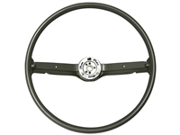 1968 1969 Ford Mustang Steering Wheel OE Parchment