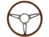 Auto Pro USA , Volante , VW , Ford , Buick , Cadillac , Mopar , Monte Carlo , galaxie , fairlane , Mustang , Wood , Sebring , Shelby Steering Wheel , full kit , horn ring , rivets , OE , volante , auto pro usa , brand new ,  volkswagen