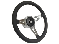 VSW S9 Premium Leather Steering Wheel Castle Kit