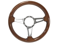 S9 Walmun Wood, Tri-Spoke Center with Slots