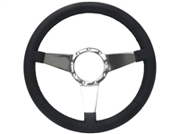 S9 Premium Leather, Tri-Spoke Center