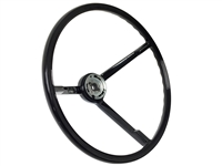 1963 - 1964 FORD GALAXIE BLACK STEERING WHEEL