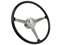 VSW S9 Classic Deluxe Wood Steering Wheel Premium Castle Kit