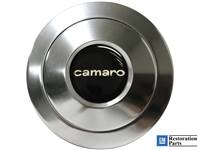 S9 Premium Horn Button with 1967 Camaro Emblem