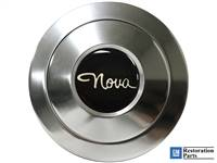 S9 Premium Horn Button with 1962-64 Nova Emblem