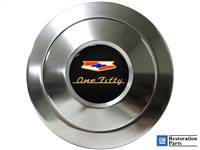 S9 Premium Horn Button with Chevy One-Fifty Emblem