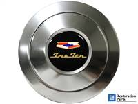S9 Premium Horn Button with Chevy Two-Ten Emblem
