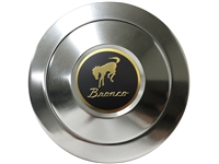 S9 Premium Horn Button with Ford Bronco Emblem
