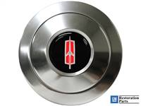 S9 Premium Horn Button with 1960-80 Oldsmobile Rocket Emblem