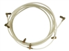 1962-72 GM Convertible Top Cylinder Hose, TCH1002