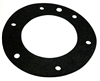 ZF E-Brake Front Gasket Trans to Brake, 100129 - Jeep Repair Parts