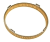 TR3650 NV3550 1-2 Synchronizer Ring 21241 - Jeep Transmission Part