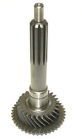 NV3500 Input Shaft 26T GM 96-Up 23mm Bearing Type 3 Spline Grooves, 290-16CR | Allstate Gear