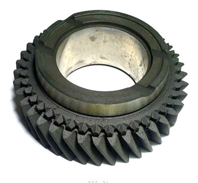 NV3500 2nd Gear 39T GM Dodge with Single Piece Synchro, 290-21 | Allstate Gear