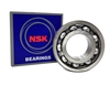 Transfer Case Front & Rear Output Shaft Bearings, 207C3
