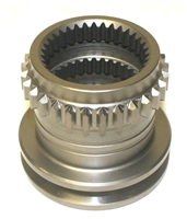Transfer Case Range Slider & Hub, 83503132 - Transfer Case Parts