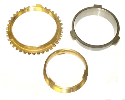 A578 T350 5 Speed Transmission 1-2 Synchro Ring Kit, A578-SK