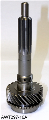 Muncie Input Shaft 26T 10 Spline Close Ratio AWT297-16