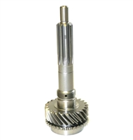 Muncie Input Shaft 24T 10 Spline Wide Ratio,  AWT297-16A