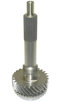 Muncie Input Shaft 26T 26 Spline Close Ratio, AWT297-16D