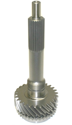 Muncie Input Shaft 26T 26 Spline Close Ratio, AWT297-16D | Allstate Gear