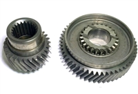 BA10 Peugeot 5th Gear Set 28 Tooth-51 Tooth, BA10-5