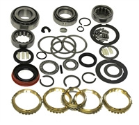 GM S10 Bearing Kit 1982-1992 NON WORLD CLASS T5 Bearing Kit with Synchro Rings, BK107WS