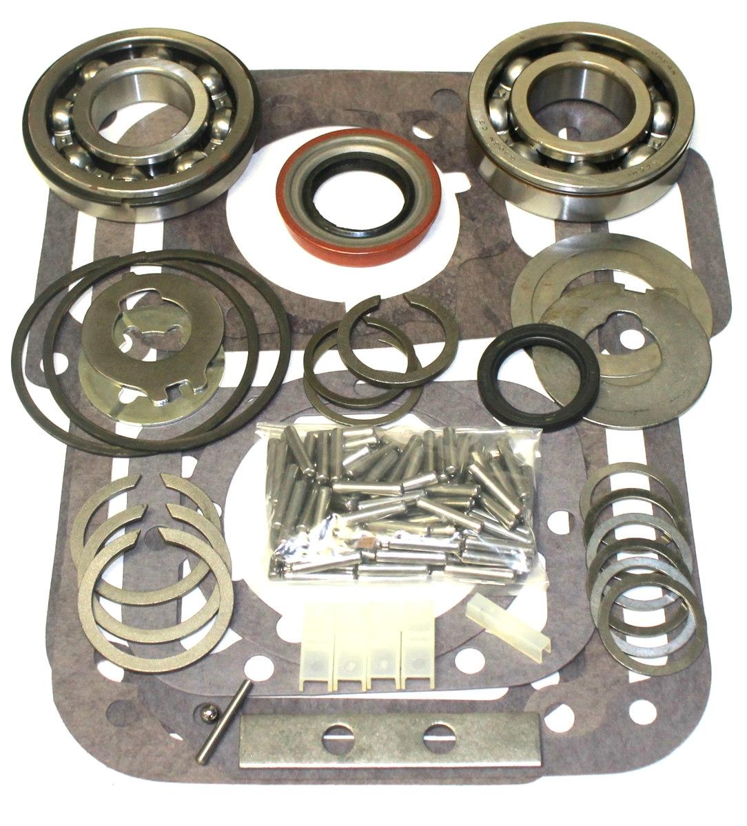 Borg Warner T18 4 Speed Bearing Kit, BK114