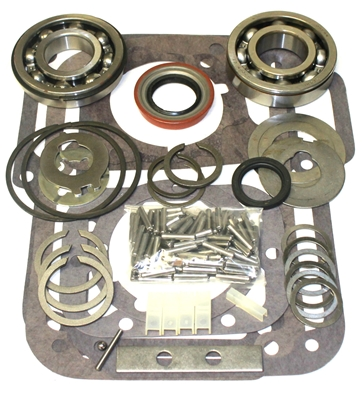 Borg Warner T18 4 Speed Bearing Kit, BK114 - Ford Transmission Parts