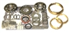 Borg Warner T18 4 Speed Bearing Kit with Synchro Rings, BK114WS