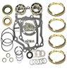 Muncie M21 M22 4 Speed Bearing Kit with synchro rings, BK116WS