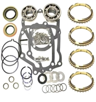 Muncie M21 M22 4 Speed Bearing Kit with synchro rings, BK116WS | Allstate Gear