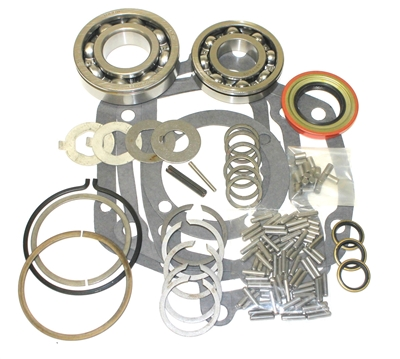 Muncie M20 4 Speed Bearing Kit, BK117 - Transmission Repair Parts