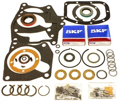 Borg Warner Super T10 4 Speed Bearing Kit HD Kit, BK118HD | Allstate Gear