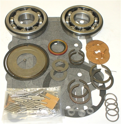 T15 International 3 Speed Bearing Kit with Seals and Gaskets, BK121I