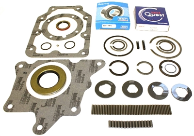 Jeep T150 3 Speed Bearing Kit with Seals and Gasket Set, BK122 | Allstate Gear