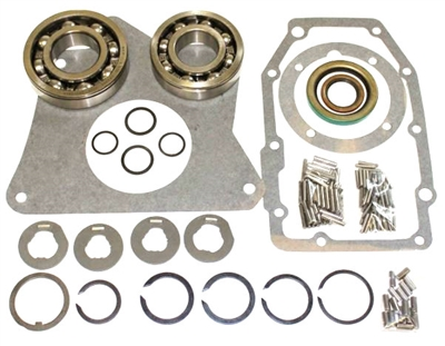 Jeep T176 4 Speed Bearing kits with Seals and Gaskets, BK123