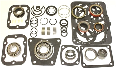 Ford GM NP435  Bearing Kit with Seals and Gaskets, BK127 | Allstate Gear