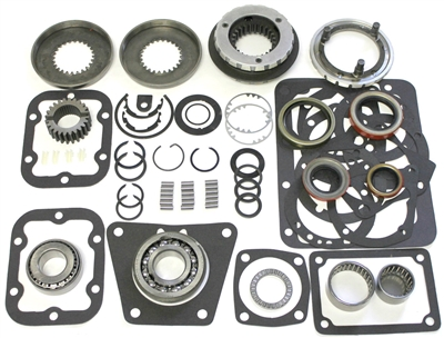 Dodge GM NP435 4 Speed Bearing Kits with Seals Gaskets and Rings, BK127EWS