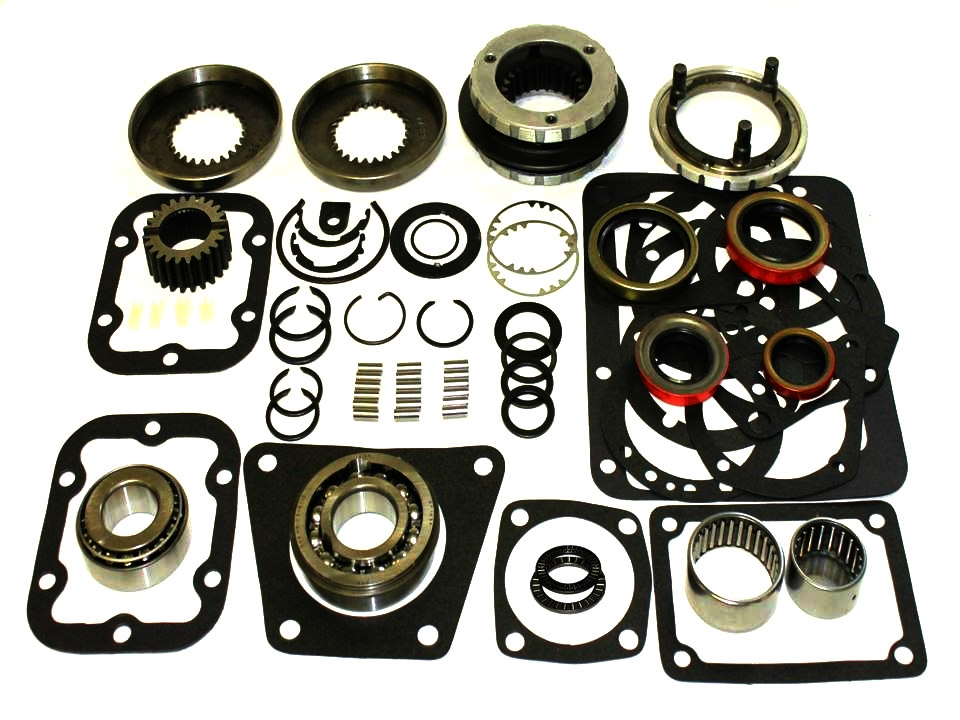 Ford GM NP435 4 Speed Bearing Kit with Seals Gaskets & Rings BK127WSAllstate Gear, Inc.