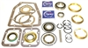 SM465 4 Speed Bearing Kit Aluminum Top Cover with Synchro Rings, BK129LWS
