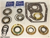 SM465 4 Speed Bearing Kit Iron Top Cover Includes Small Parts with Synchro Rings, BK129WS
