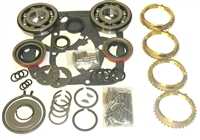 NP833 4 Speed Bearing Kit with Synchro Rings, BK130WS | Allstate Gear