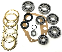 FS5W71 200SX 300ZX D21 Transmission Rebuild Kit, BK133AWS - Nissan Manual Transmission Parts