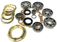 FS5W71C FS5W71H FS5W71E Rebuild Kit 5 Speed Bearing Kit with Synchro Rings, BK133BWS