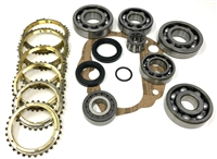 FS5W71C Frontier 2wd 5 Speed Bearing Kit with Synchro Rings,  BK133EWS