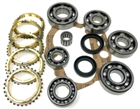 FS5W71 720 Series Truck 5 Speed Bearing Kit with Synchro Rings, BK133WS