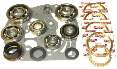 TK5 5 Speed Bearing Kit with Synchro Rings BK144LWS - Ford Part